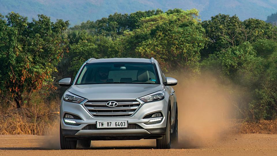 hyundai tucson awd review ready to pay rs 25lakh wait for jeep trailhawk autos hindustan times. Black Bedroom Furniture Sets. Home Design Ideas