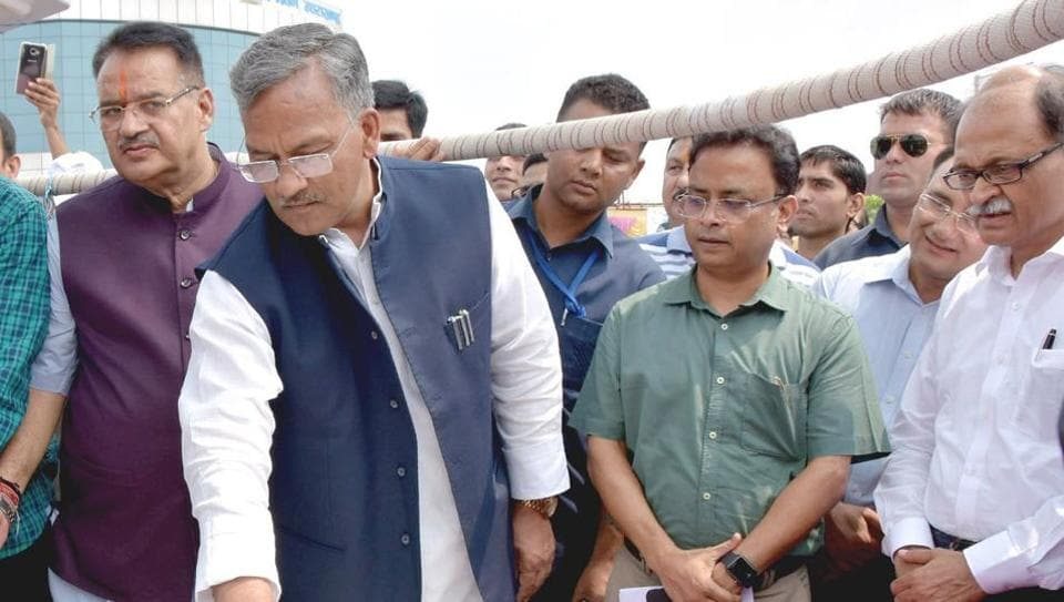 The technology will help fill a huge gap in internet connectivity in the hill state owing to its tough terrain, says the chief minister.