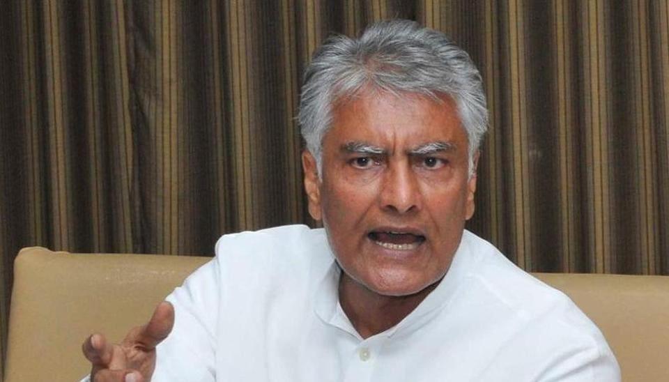 Punjab,AAP,Sunil Jakhar