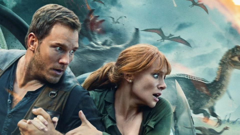 Jurassic World Fallen Kingdom,Jurassic World Fallen Kingdom Review,Jurassic World Fallen Kingdom Movie Review