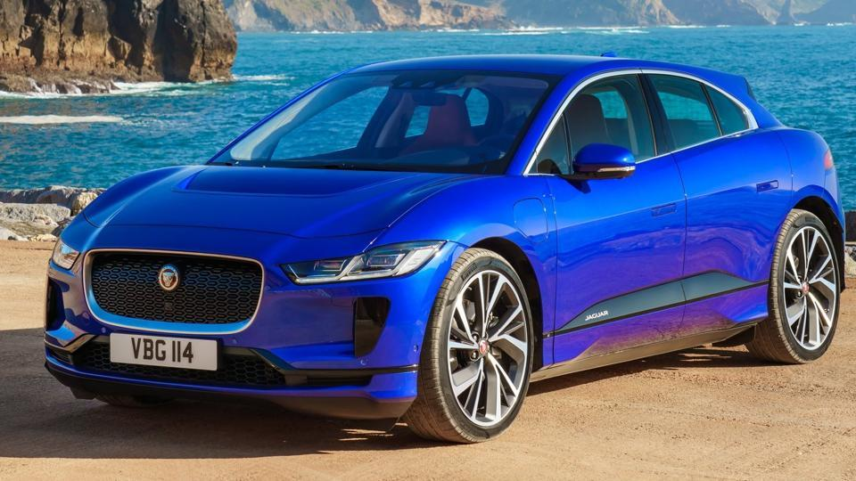 The Jaguary I-Pace has little common with any Jaguar to date. It's new from the ground-up and comes built on a new EV architecture.