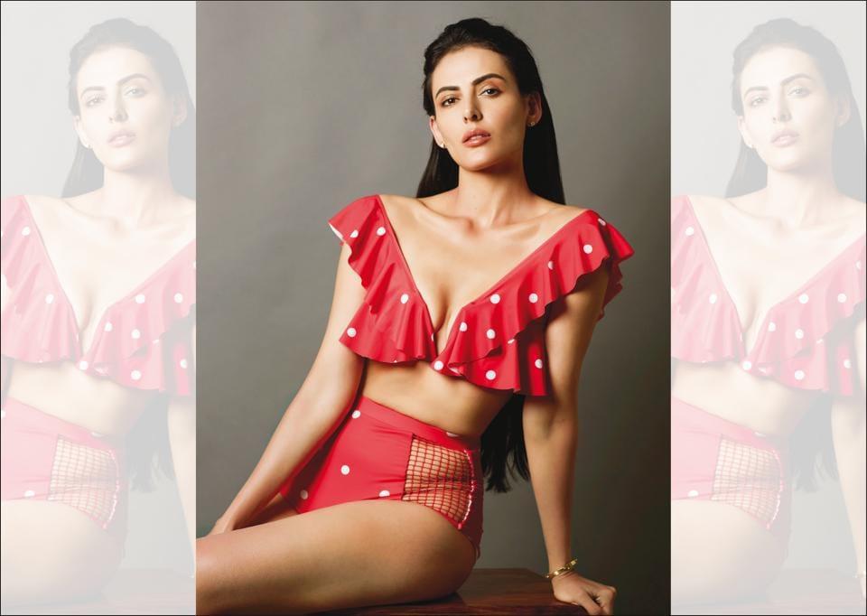 Mandana Karimi,Model,Actress