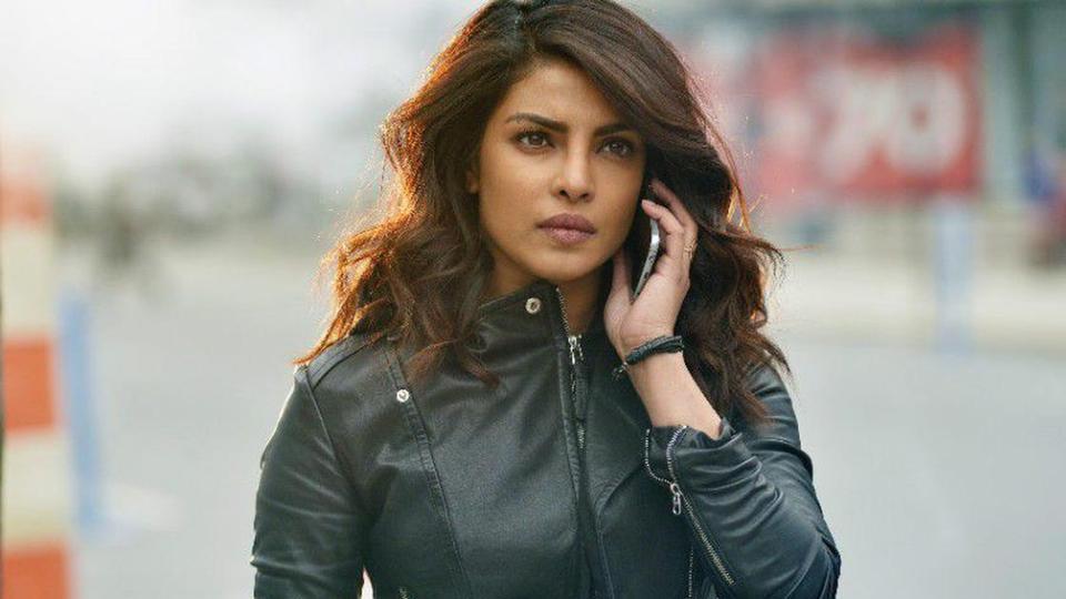 Priyanka Chopra,Quantico,ABC