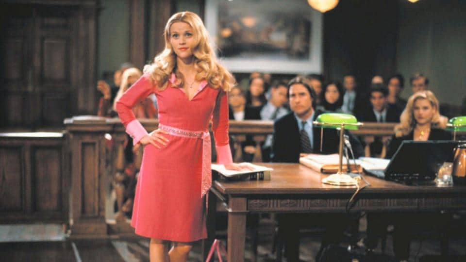 Reese Witherspoon,Elle Woods,Legally Blonde