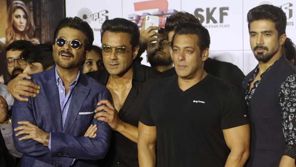 Race 3 is directed by Remo D'Souza.