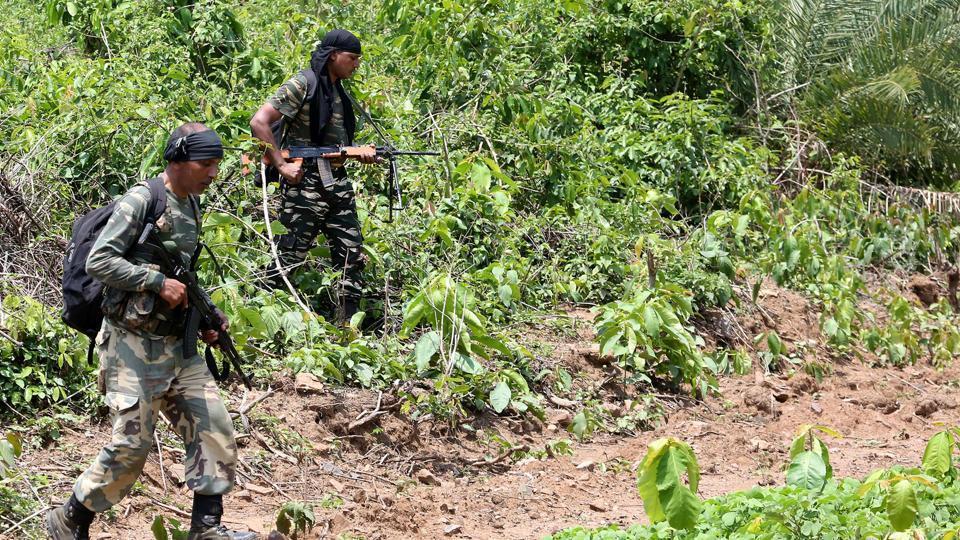 Maoist,encounter,Chhattisgarh forest
