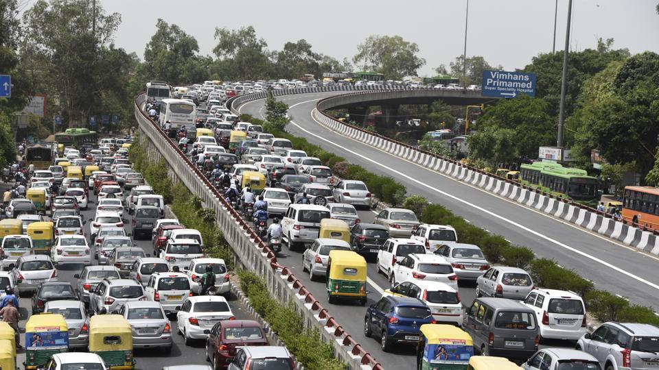 Delhi traffic,Artificial intelligence,deep learning