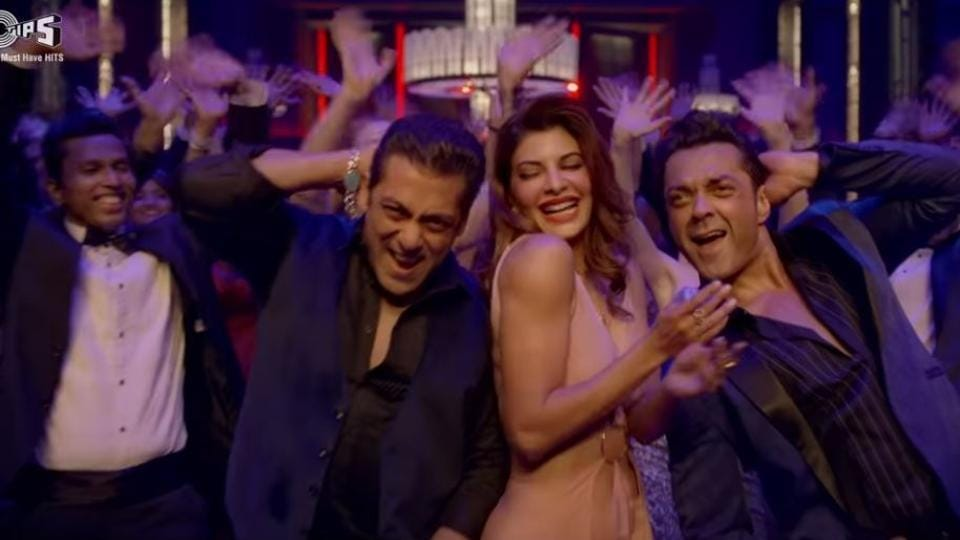 Race 3,Party On,Salman Khan