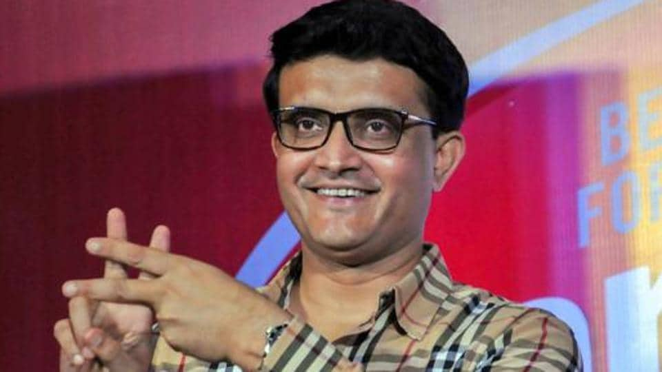 Sourav Ganguly will be rooting for Brazil in the FIFA Football World Cup.