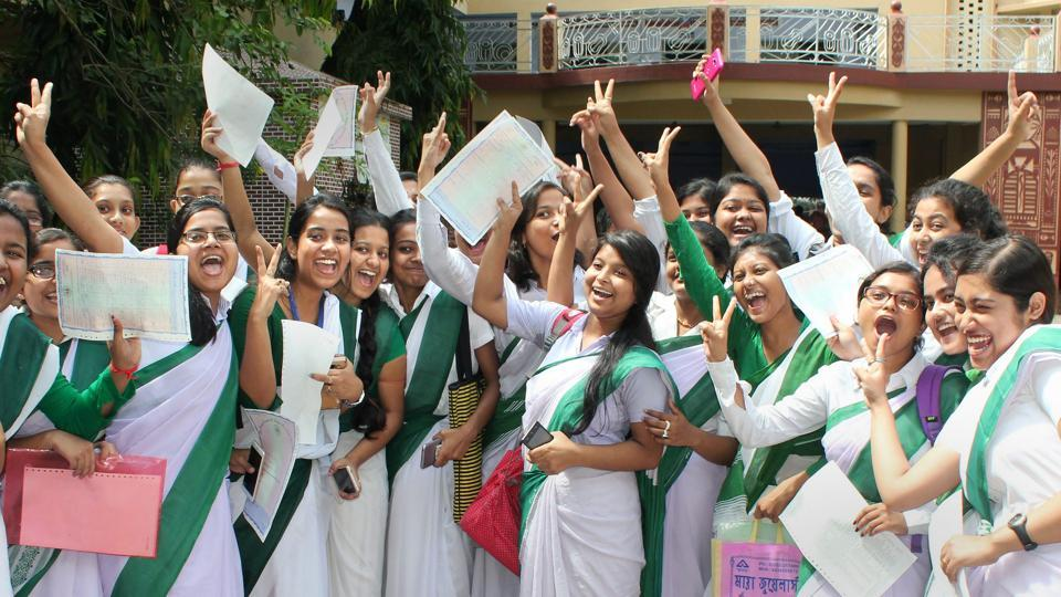 The West Bengal Council of Higher Secondary Education (WBCHSE) announced the result for Uccha Madhyamik (West Bengal Council Higher Secondary or Class 12) examination on Friday. This year, 83.75% students passed. Granthan Sengupta of Jalpaiguri District School, Arts stream, topped with 99.2%. In 18 districts of West Bengal, the pass percentage of girls came out  higher than that of boys. (PTI)