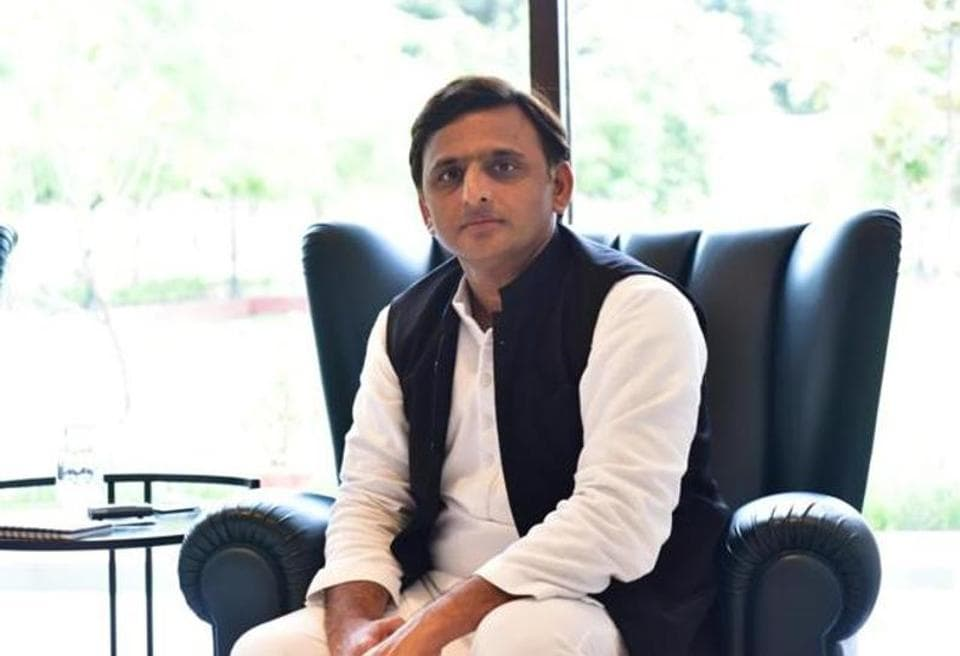 Akhilesh said the government came to power by talking about corruption but could not do anything against it. Rather, corruption had become all the more blatant.