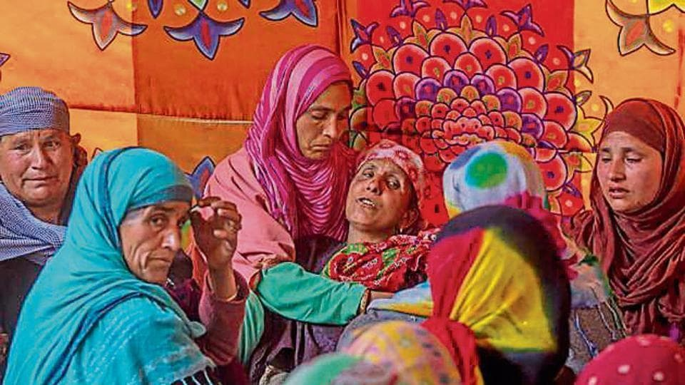 Hajin,Militancy in Kashmir,Kuka Parray