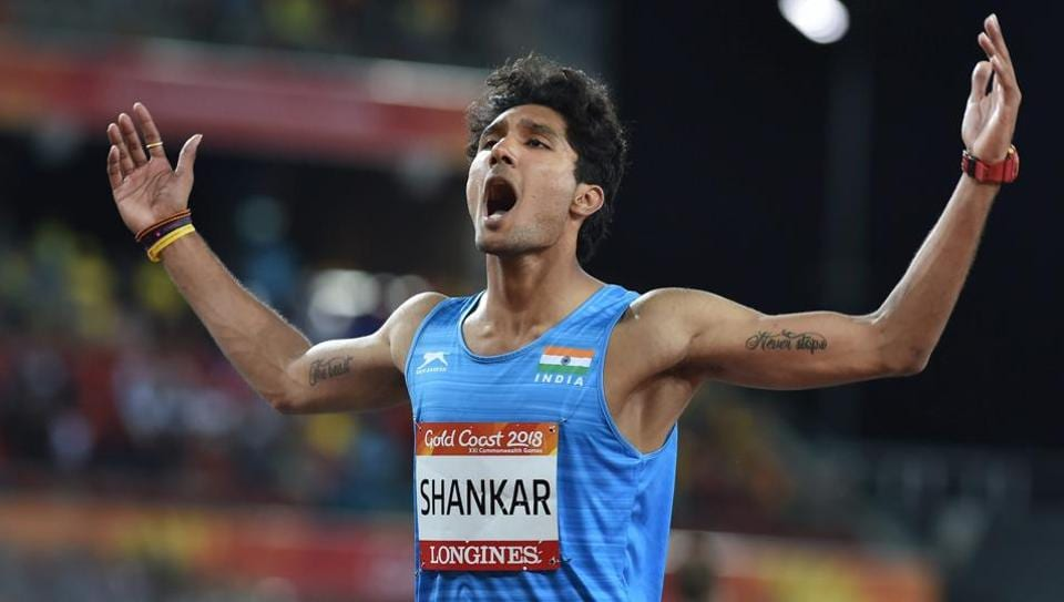 Tejaswin Shankar, on an athletic scholarship to Kansas State University and studying business administration, is the third Indian track and field athlete to win an NCAA title.