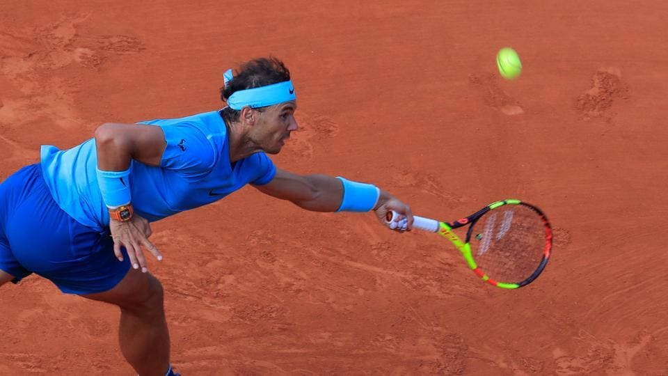 Rafael Nadal has been in great form in the French Open and will be aiming to create even more history. (REUTERS)
