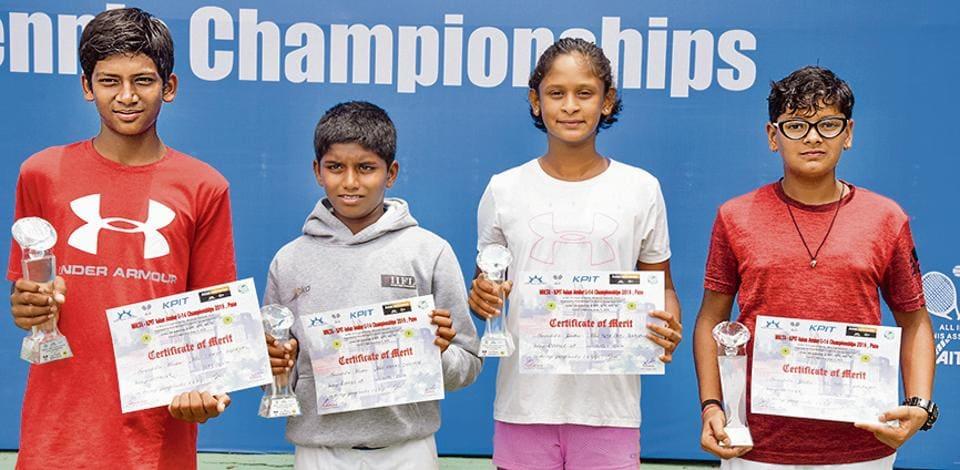 ATF,under-14,tournament