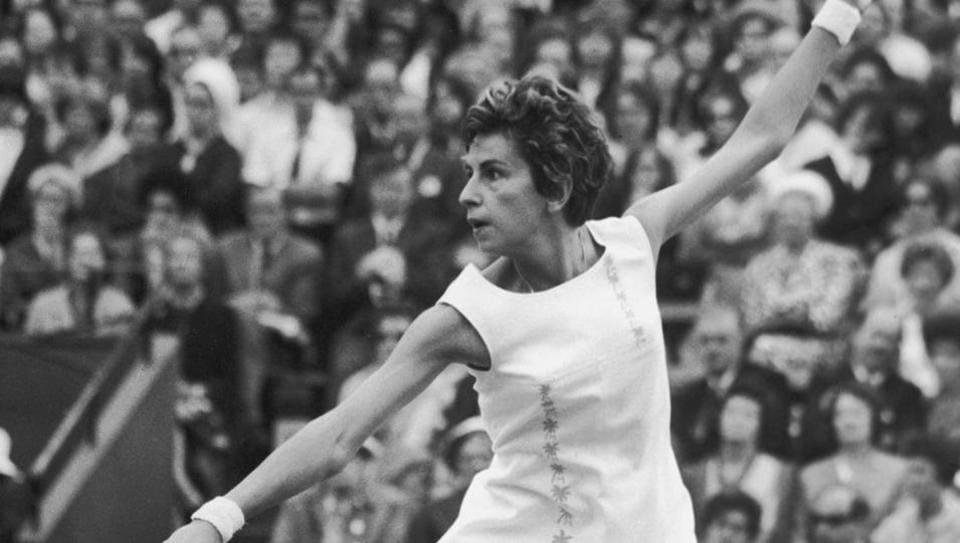 Maria Bueno,Brazil,Tennis