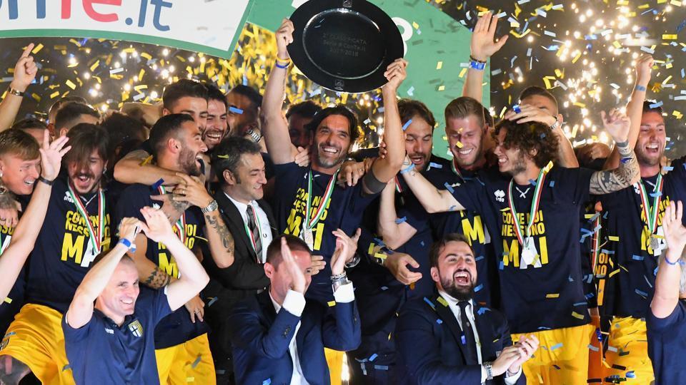 Parma,PArma match fixing,Serie A
