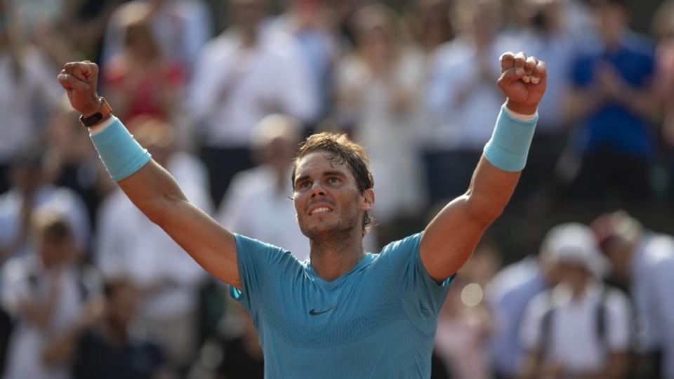 Rafael Nadal defeated Juan Martin Del Potro as the Spaniard came closer to title No.11 at Roland Garros. (Susan Mullane-USA TODAY Sports)