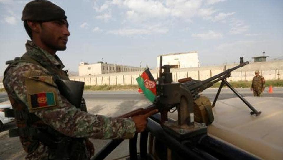 Taliban,attack,police base