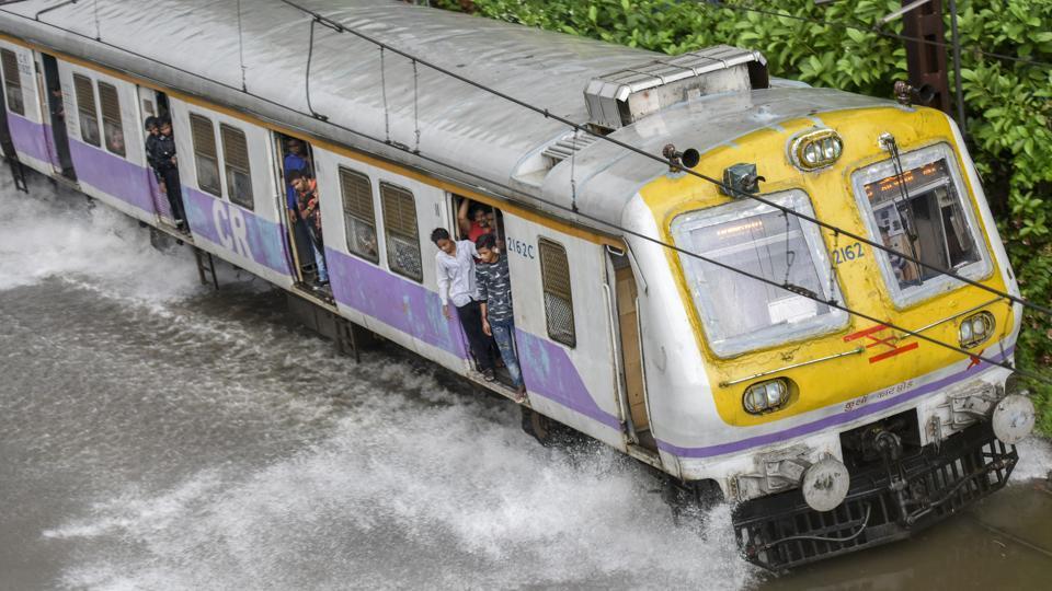 Mumbai,Mumbai trains,Mumbai rains