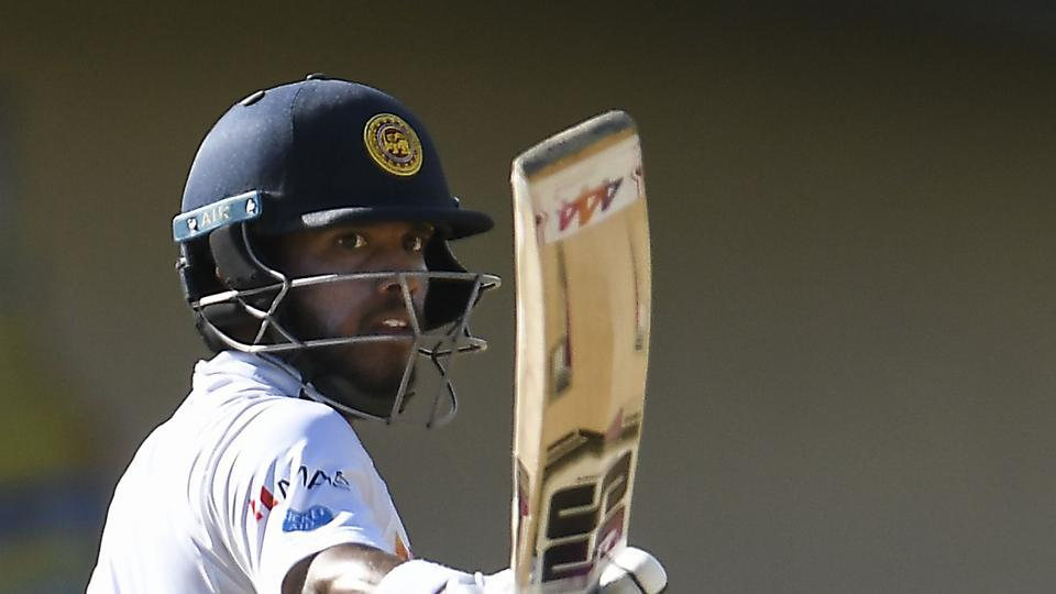 Kusal Mendis neared a wonderful century as Sri Lanka aimed to save the Port of Spain Test against West Indies.