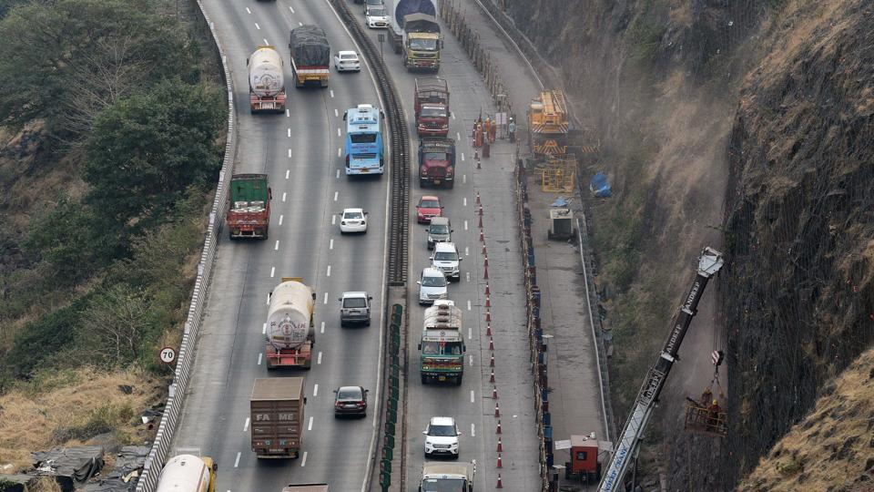 According to highway police, as many as 55 mishaps were reported between January and February this year where vehicles stationed on the Pune-Mumbai expressway were rammed into by other vehicles due to various reasons, including speeding and low visibility.