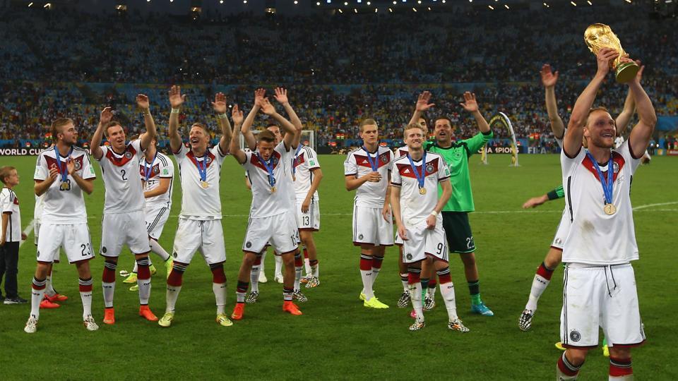 FIFA World Cup 2018,2018 FIFA World Cup,Germany football team