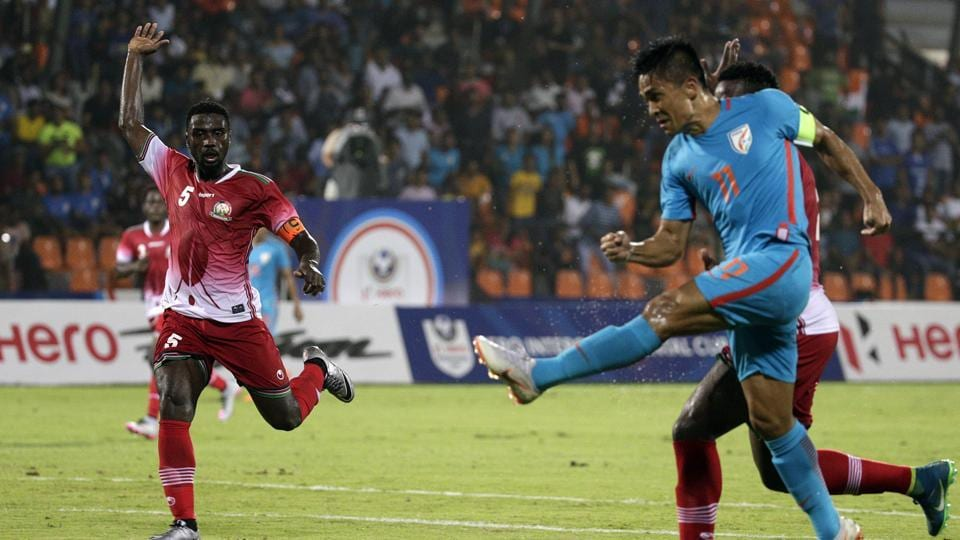 India v/s Kenya Intercontinental Cup 2018 Final