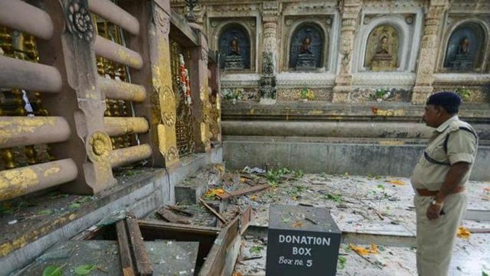 Bodh Gaya blasts,2013 Bodh Gaya blasts,West Bengal