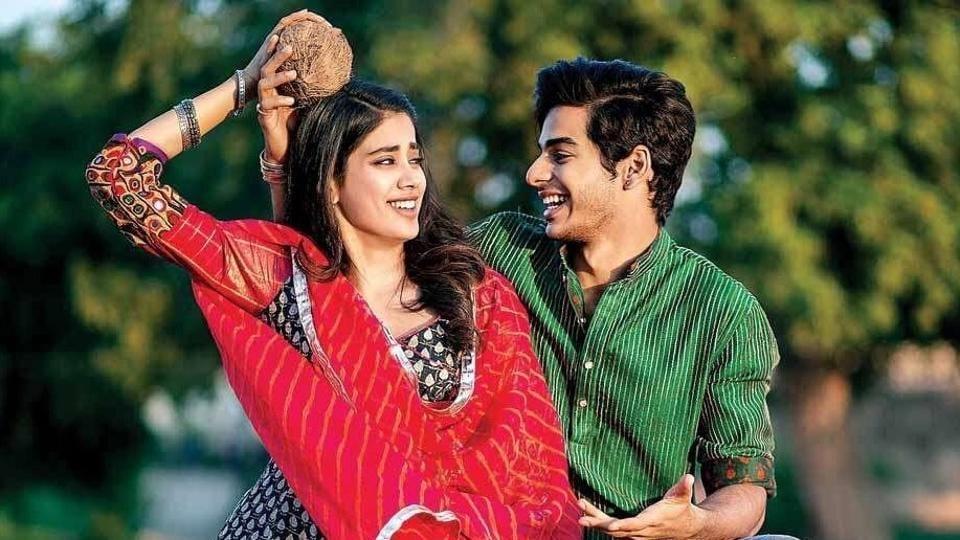 Dhadak,Dhadak Trailer,Janhvi Kapoor