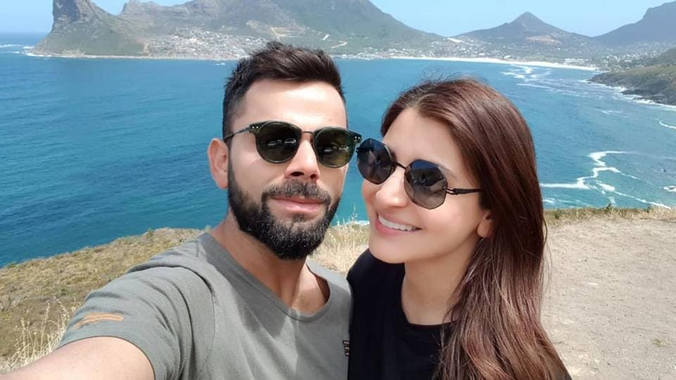 Anushka Sharma and Virat Kohli are an adorable couple, with or without puppies.