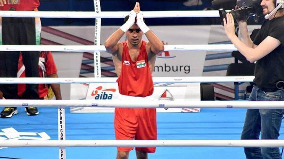 Gaurav Bidhuri,Umakhanov Memorial Tournament,Siroshiddin Abdullayev