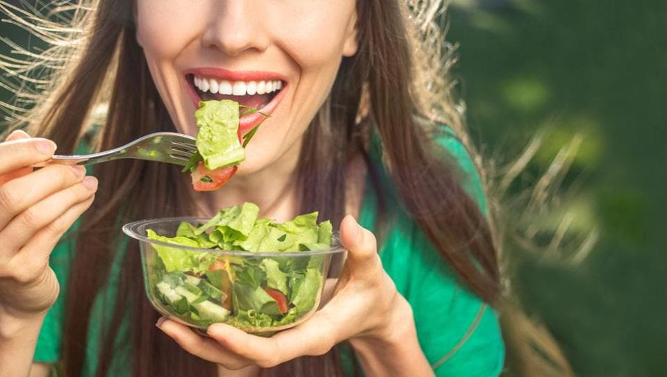 Eating plant-based foods can lower risk of chronic disease, weight gain and death