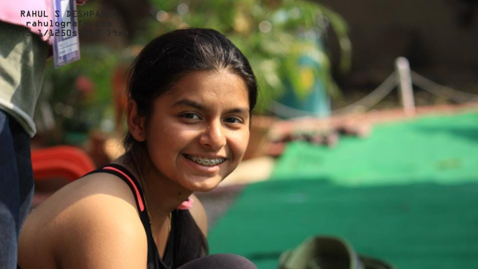 Shreya Nankar won two gold medals at the national-level competition at Bengaluru in lead climbing and bouldering and was awarded the best female athlete of the year 2016.