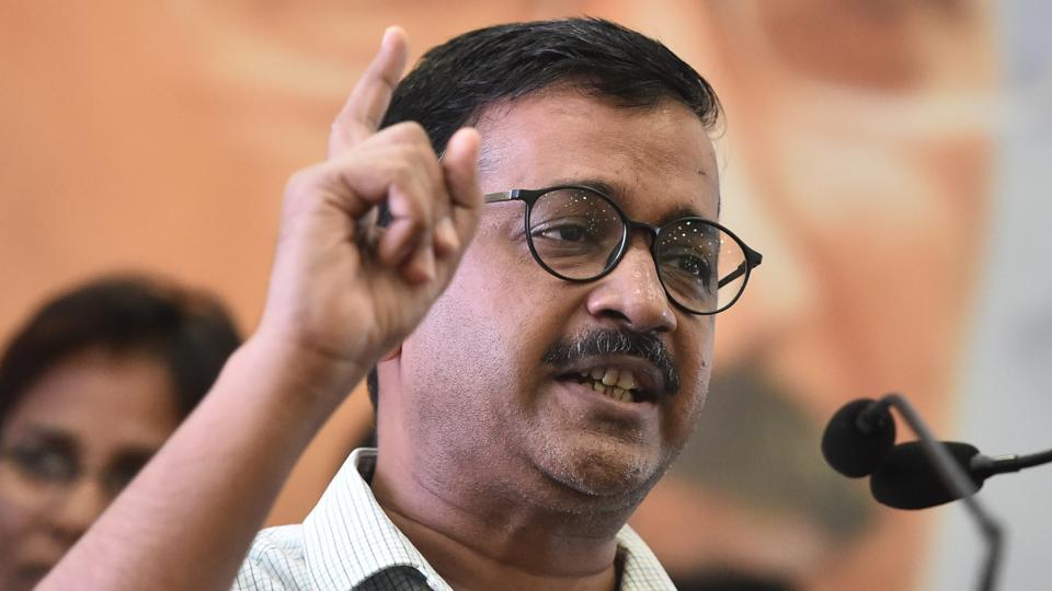 Arvind Kejriwal,Narendra Modi,AAP