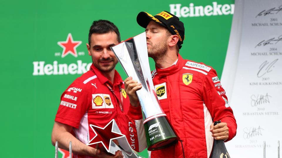 Sebastian Vettel,Canadian Grand Prix,Formula One