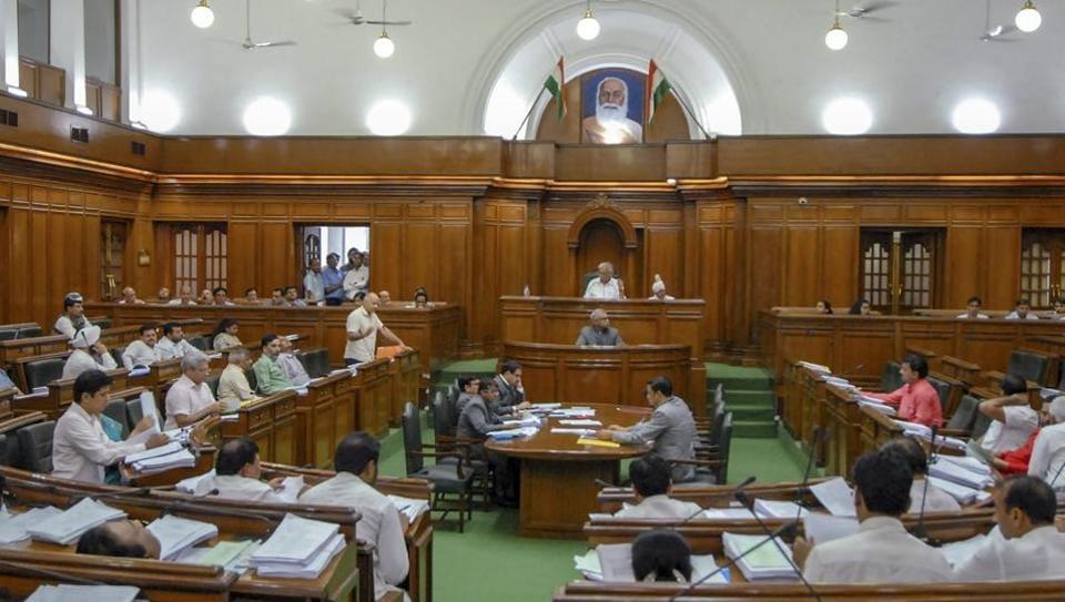 Delhi assembly,BJP,AAP