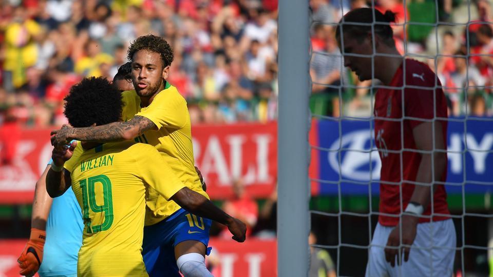 FIFA World Cup 2018,2018 FIFA World Cup,Neymar