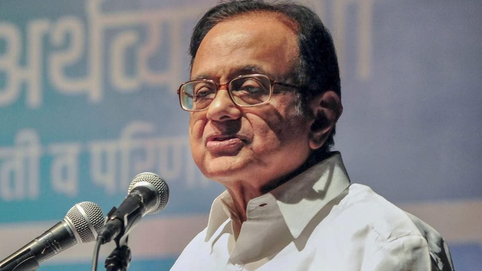 Former finance minister P Chidambaram said the RBI's confidence survey stated that 48 per cent felt that the economic situation of the country had worsened in the last 12 months.
