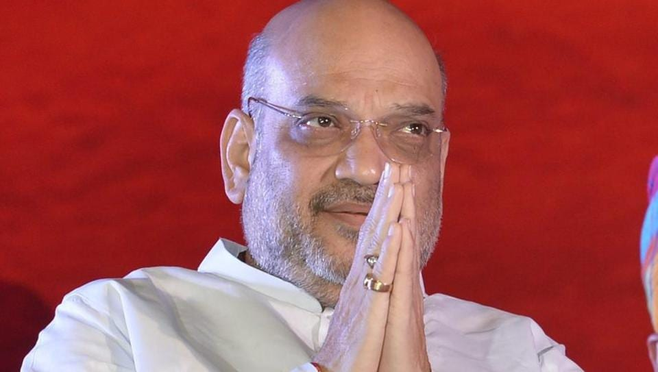 Amit Shah,BJP,Democracy