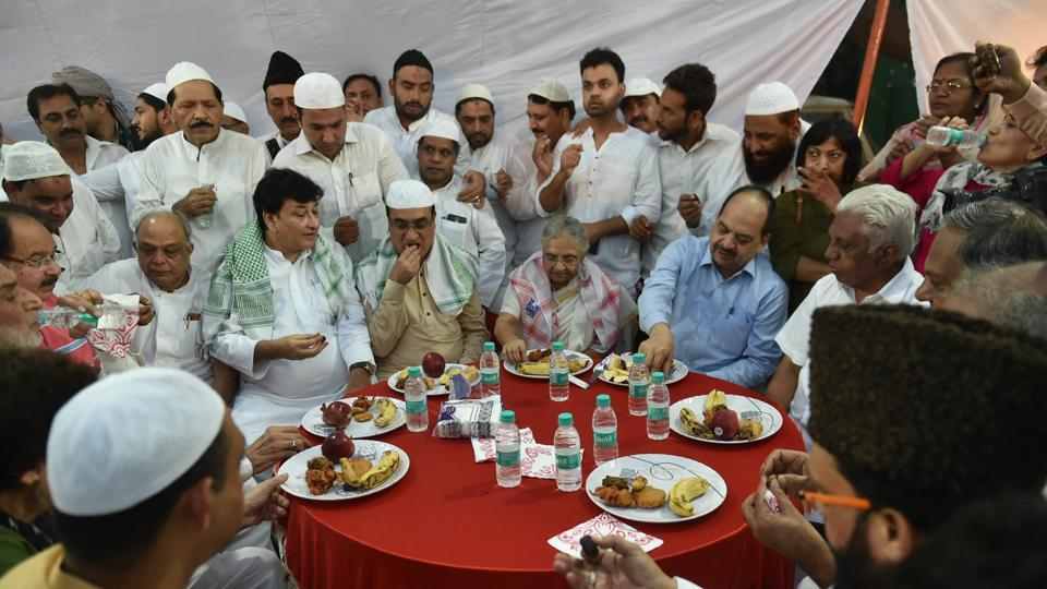 T Raja Singh Lodh,BJP,Iftar