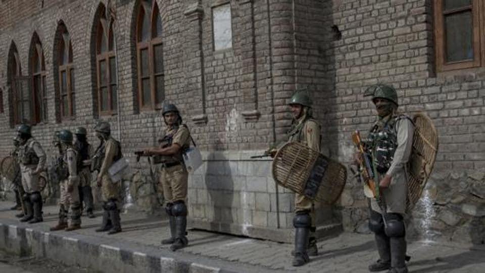 Jammu and Kashmir,Jammu and Kashmir advocate general,Militants