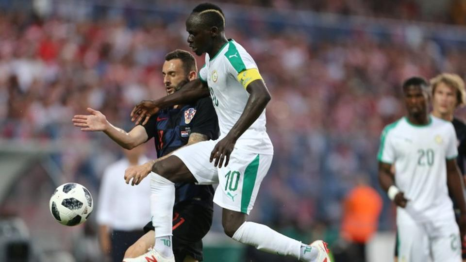 In a team of relative unknowns Sadio Mane (Green & White) is probably Senegal's biggest hope at FIFA World Cup 2018.