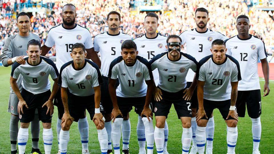 FIFA World Cup 2018,Costa Rica football team,FIFA World Cup