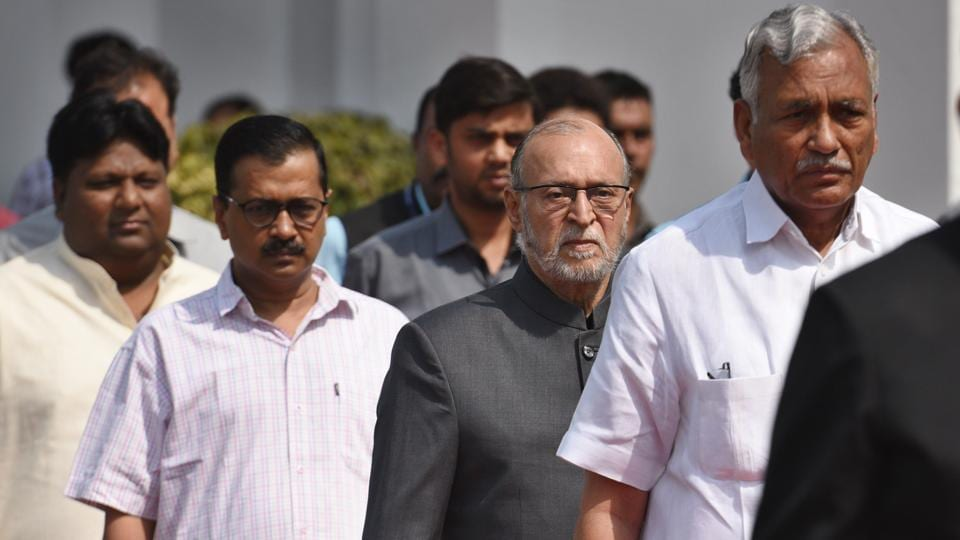 Delhi government led by the AAP has been fighting a pitched battle with the BJP-led Centre for the city's statehood. Starting this week, the AAP has decided to launch a drive for full statehood