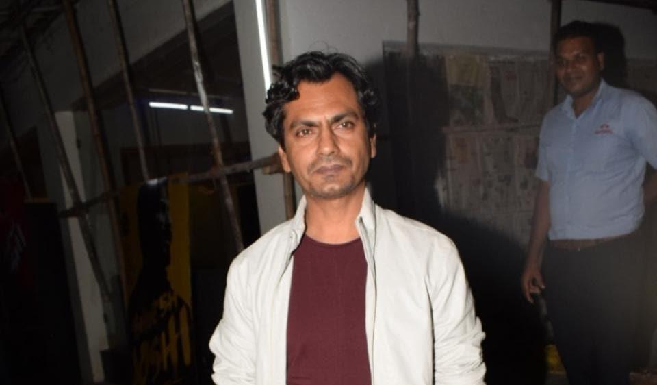 Nawazuddin Siddiqui,Bal Thackeray,Thackeray the film