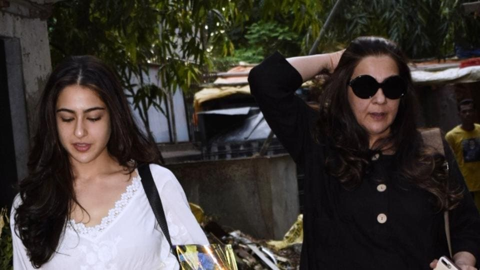 Sara Ali Khan,Amrita Singh,Simbaa