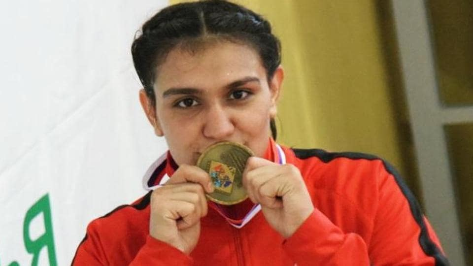 Saweety Boora won the gold medal in the middleweight (75kg) category at Russian boxing tournament in Kaspiysk.