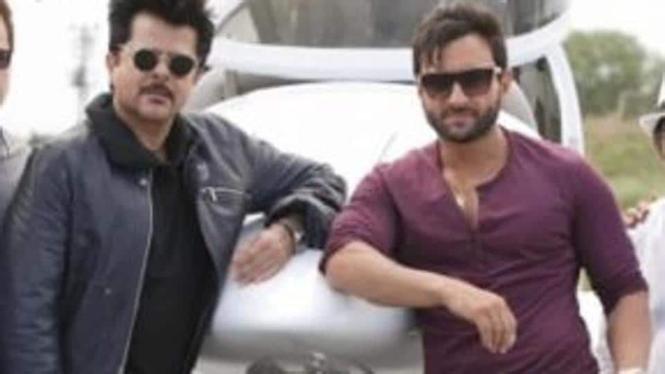 Anil Kapoor  and Saif Ali Khan were part of both Race and Race 2.
