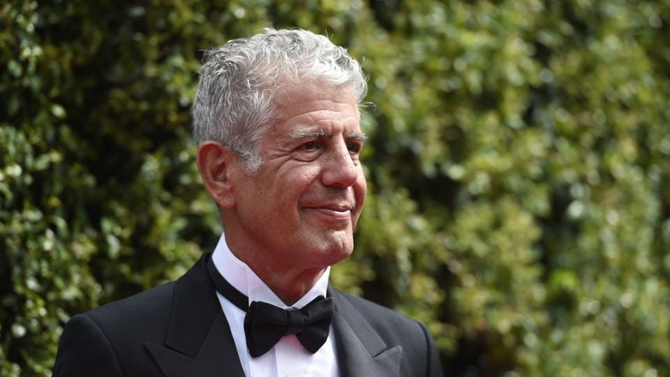 Rose McGowan,Anthony Bourdain,Asia Argento